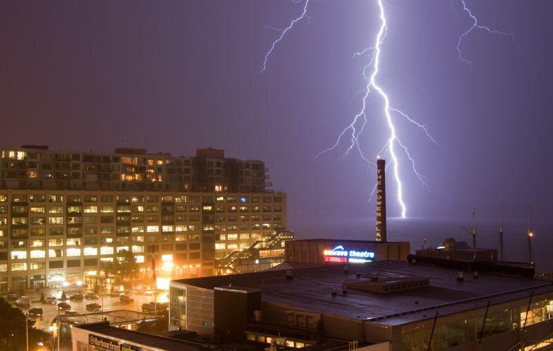 Toronto Lightning - August 2009