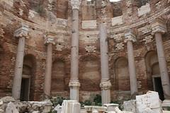 Leptis Magna views (10b travelling) Tags: africa archaeology ctb architecture roman ruin ten afrika libya archeology romanempire carsten magna afrique brink 10b leptis cmtb tenbrink