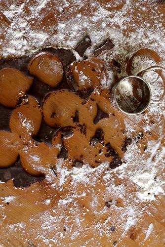 Chocolate Espresso Sandwich Cookies