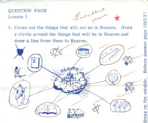 Bible lesson