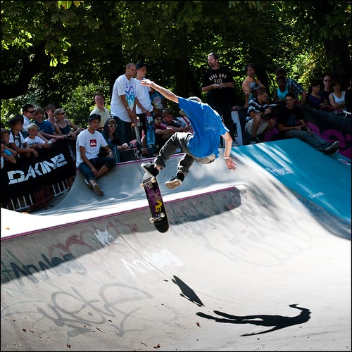 Antwerp Skate Contest 2009