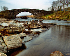 Bridge of Orchy (BoboftheGlen) Tags: uk bridge water river scotland argyll