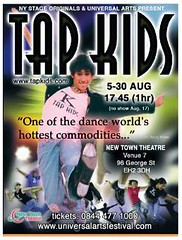 Tap Kids Edinburgh Festival Fringe promo