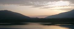 Fierza lake sunrise (Art Ramadani) Tags: morning sunset lake sunshine sunrise five kosova albania 2009 kukes kuks