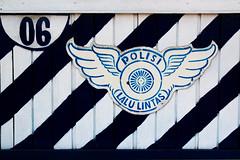 traffic police (ion-bogdan dumitrescu) Tags: bali booth indonesia logo traffic police klungkung polisi bitzi summer09 mg7737 lalulintas ibdp findgetty ibdpro wwwibdpro ionbogdandumitrescuphotography