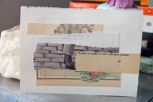 Collage by Aprile Elcich