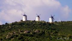 Quixote's monsters (cmphotoroll) Tags: spain windmills donquixote cervantes lamancha worldwidewandering
