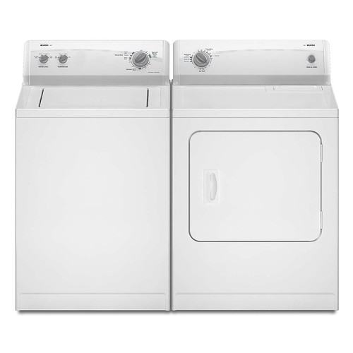 Kenmore White 400 series Washer and Dryer