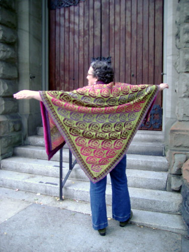 Summer Shawl (back)