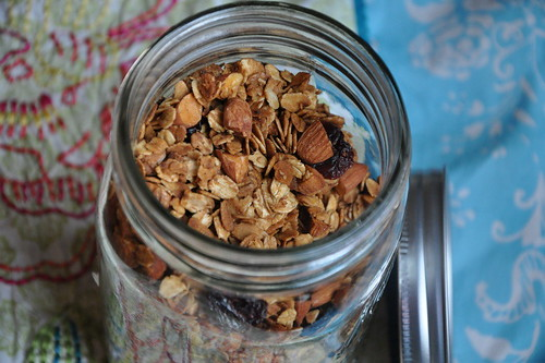 3882863229 d8f6e17f49 Cherry Almond Everyday Granola