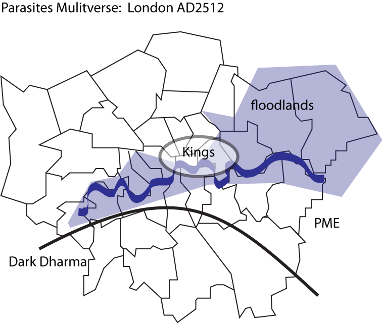 London in 2512