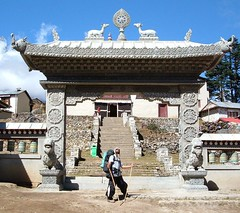 Tengboche (World's Highest Monastery (2)