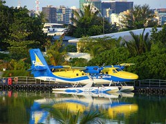 8Q-TME ( DD) Tags: canada male tourism maldives seaplane tma mle dehaviland twinotter maldivian dhc6 vrmm transmaldivian alltypesoftransport