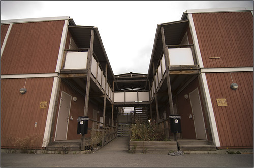 Abandoned Campus