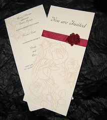 Wedding Stationary - Invitation
