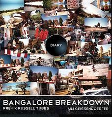 Album Bangalore Breakdown- Diary by Premik Russell Tubbs