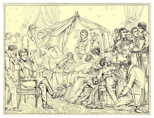 021-Muerte de Napoleon-The Napoleon gallery 1846