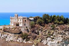 Tropea (Pasquale Biafora) Tags: mare chiesa calabria tropea