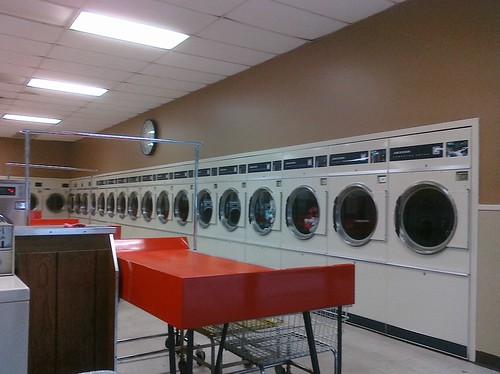 Ptw Laundromat repainted