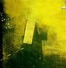 Yellow (joycehillstudio) Tags: art collage watercolor painting buffalo acrylic mixedmedia textures greens joyce yellows process spattering