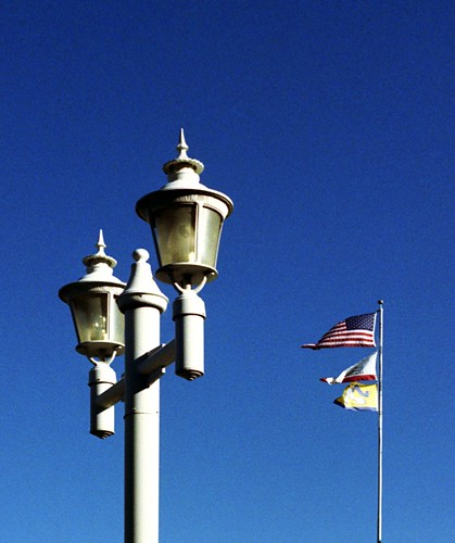Lamps & Flags
