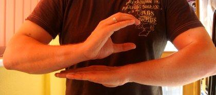 ASL Gebärdensprache - Computer