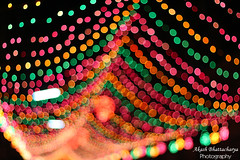 Circle Bokeh (@k@sh) Tags: india canon square photography 350d 50mm bokeh sigma photoblog ritual tradition kola 1020 kolkata 2009 puja snan durga bou shashti judges ghat maddox akash bhattacharya