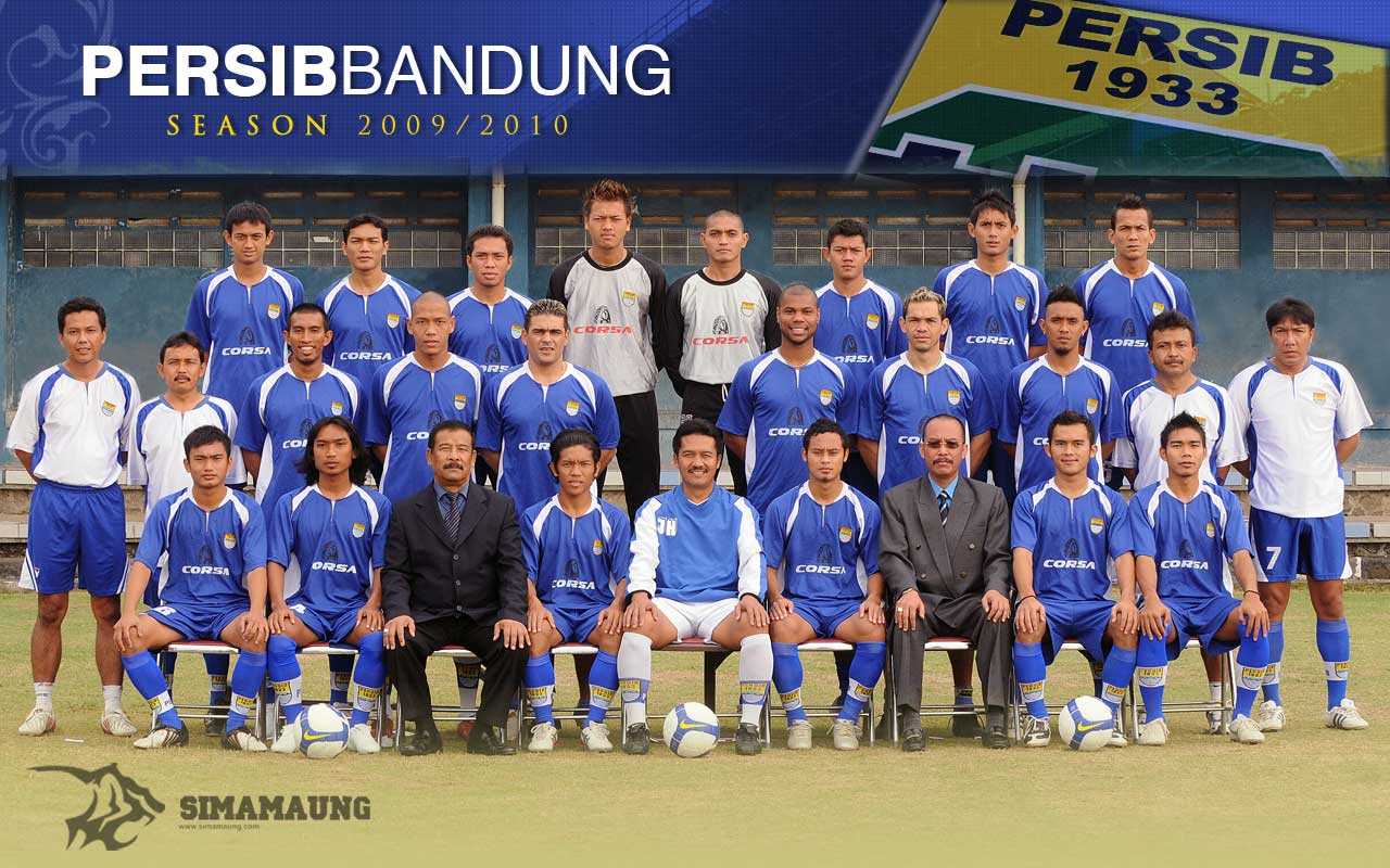 Wallpaper Persib 2009/2010