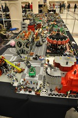 Zombie Apocafest 2009 - 045 (Yupa-sama) Tags: lego display zombies collaborative 2009 diorama apocalyptic postapocalyptic tbb zombieapocalypse brickcon postapoc apocalego thebrothersbrick brothersbrickcom bc09 zombieapocafest brickcon09 brickcon2009