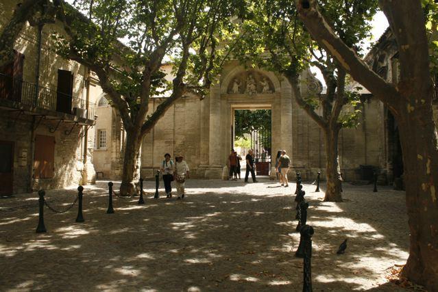 Chartreuse Pontificale du Val de Bénediction, Villeneuve-lès-Avignon