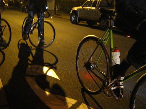 pedal-less turn