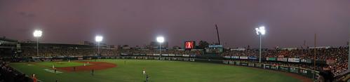 台南野球場