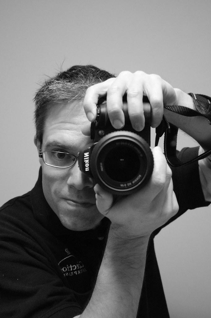 Me and my Nikon D3000