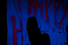 Halloween (Daves shots) Tags: blue shadow halloween limerick 50d lcfe