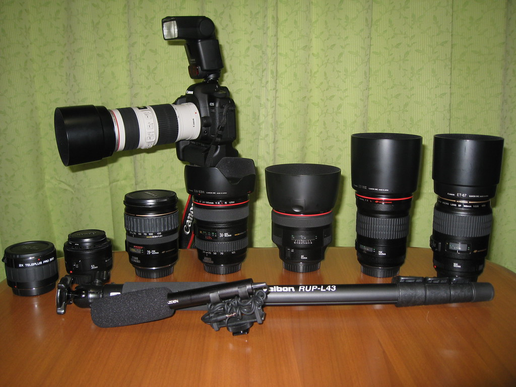 Main Camera Gear 2.0