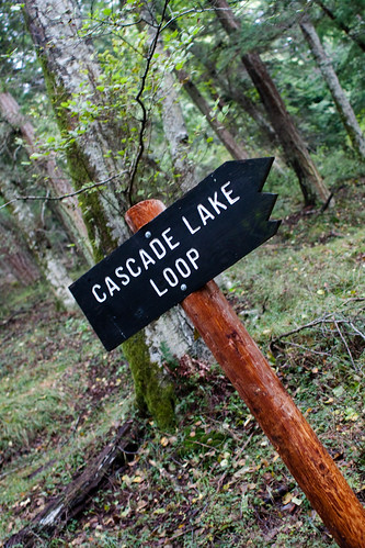 Cascade Lake Loop
