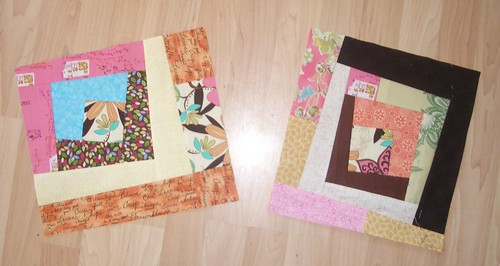 Scrap busting Bee Nov Blocks