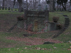 CRYPT Oak Grove Cemetery 1 (ajs2000) Tags: cemetery coldwater branchcountymichigan