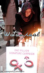 NGOs worker (watanpaal Photography) Tags: from pakistan light woman against by club one photo justice women candles signature working front million end violence worker ribbon about said press campaign din gender journalist muhammad wite quetta ngos balochistan voilence a watanpaal