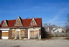 O'Hare Modernization Program (chicagogeek) Tags: building abandoned store illinois ohare expansion bensenville