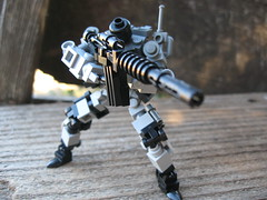 Modern Warfare 2 LEGO w/ M16A4 built for charity (Pete Corp) Tags: lego colt m16 m16a4 modernwarfare modernwarfare2