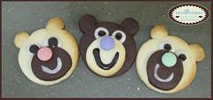 עוגיות דובי (Sweet Ravid) Tags: דובי עיצובים עוגות רביד ravidesigns עוגיה עוגותמעוצבות