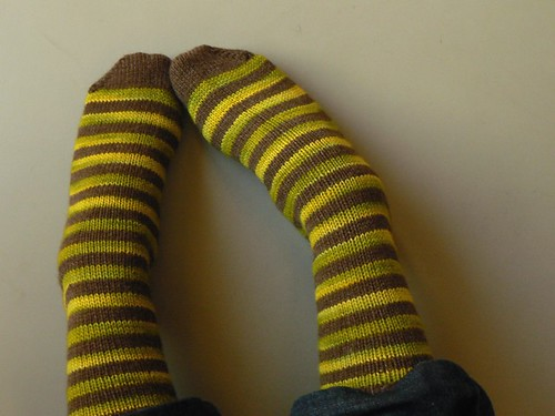 perfect stripy socks 2