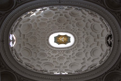 S. Carlo Vault, Rome by Francesco Borromini