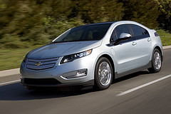 Launch of Chevrolet Volt to begin in Californi...
