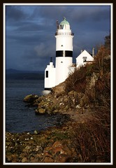 Cloch Lighthouse, Gourock, Scotland (Cappielow2) Tags: lighthouse river coast scotland riverclyde clyde greenock lighthouses ship yacht argyll ships scottish hills coastline shipping gourock inverclyde cloch clochlighthouse scottishcoast argyllhills scottishcoastline scottishlighthouses