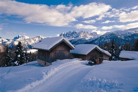 Trentino - zimní nadšení
