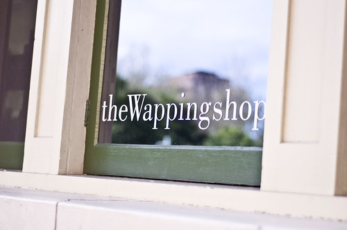 the wapping shop