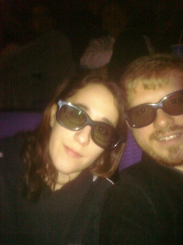 Ptw We have our 3D glasses ready!