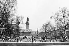 nieg (narcisopantunez) Tags: snow pentax nieve kultur poland polska warsaw polonia warszawa varsovia k7 plac snieg 1855wr